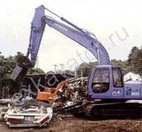 Гусеничные экскаваторы Hitachi  S-TC200R