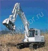 Гусеничные экскаваторы Hitachi EX 150LC-5