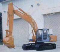 Запчасти к гусеничным экскаваторам Hitachi EX 200-2