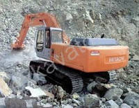 Гусеничные экскаваторы Hitachi EX 350H