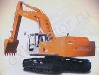 Гусеничные экскаваторы Hitachi EX 400-5