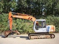 Запчасти к гусеничным экскаваторам Hitachi EX120-2