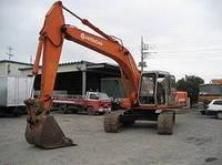 Запчасти к гусеничным экскаваторам Hitachi EX200 LC-1