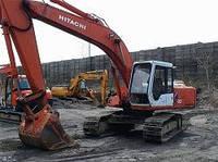 Запчасти к гусеничным экскаваторам Hitachi EX200, фото 1