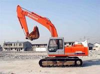 Гусеничные экскаваторы Hitachi EX200-1 - запчасти