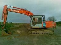 Запчасти к гусеничным экскаваторам Hitachi EX200-3