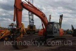 Запчасти к гусеничным экскаваторам Hitachi EX225USR LC