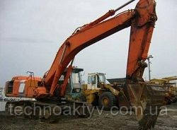 Запчасти к гусеничным экскаваторам Hitachi EX400-3
