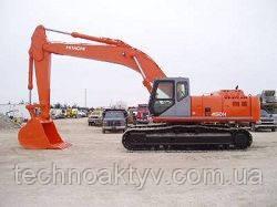 Запчасти к гусеничным экскаваторам Hitachi EX450H-5