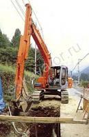 Запчасти к гусеничным экскаваторам Hitachi S-SA100