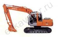 Запчасти к гусеничным экскаваторам Hitachi ZAXIS 130K