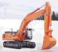 Запчасти к гусеничным экскаваторам Hitachi ZAXIS 450LC