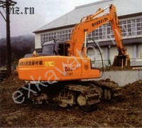 Запчасти к гусеничным экскаваторам Hitachi ZX 130MT