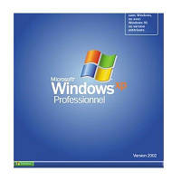 Microsoft Windows XP Профессиональная SP2 Русская OEM (E85-04757)
