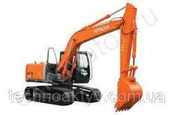 Запчасти к гусеничным экскаваторам Hitachi ZX160LC-3