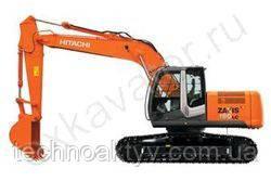 Запчасти к гусеничным экскаваторам Hitachi ZX180LC-3