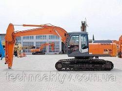 Запчасти к гусеничным экскаваторам Hitachi ZX250 LCN-3