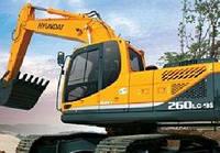 Гусеничные экскаваторы Hyundai R 260LC-9S
