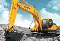 Запчасти к гусеничным экскаваторам Hyundai R 330LC-9SH