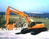 Гусеничные экскаваторы Hyundai R 450-3