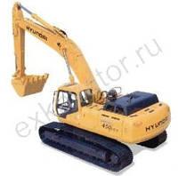 Гусеничные экскаваторы Hyundai R 450LC-3