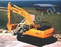 Запчасти к гусеничным экскаваторам Hyundai R 450LC-3 Mass Exkavator