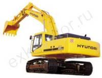 Запчасти к гусеничным экскаваторам Hyundai R 500LC-7, фото 1