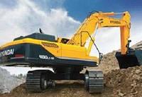 Гусеничные экскаваторы Hyundai R 480LC-9S