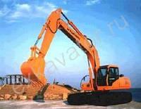 Гусеничные экскаваторы Hyundai ROBEX 210-3