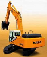 Гусеничные экскаваторы KATO  HD 1430 III