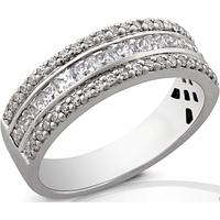 Серебряные кольца Montebello