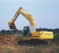 Запчасти к гусеничным экскаваторам Kobelco SK 210LC Acera Mark 8