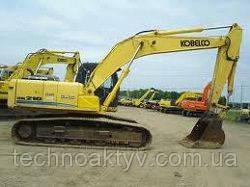 Запчасти к гусеничным экскаваторам Kobelco SK210 LC-8 ACERA