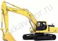Запчасти к гусеничным экскаваторам Komatsu PC300LC-6