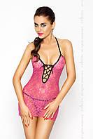 Женская ночная сорочка Passion Erotic Line HAYLIN CHEMISE XXL\XXXL