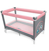 Манеж-кровать Baby Design Simple 08.16