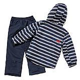 Демисезонный костюм для мальчика Nano 285 M S17 Navy. Размер 120 - 132., фото 2