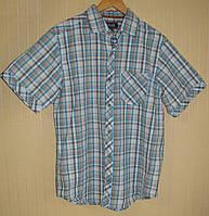 Рубашка мужская Regatta. Размер 50-52 (L, EU 52-54).