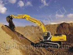 Запчасти к гусеничным экскаваторам New Nolland E385 Demolition