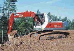 Запчасти к гусеничным экскаваторам O&K RH Plus