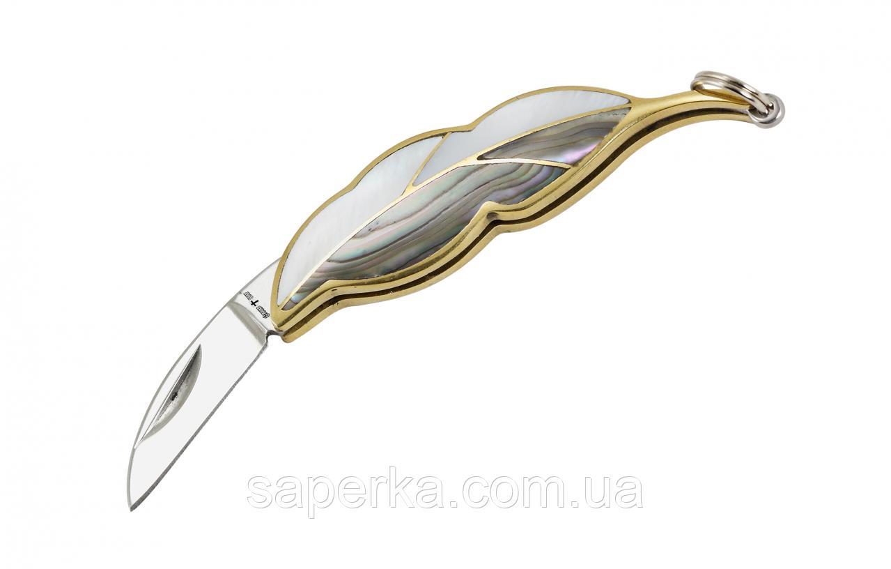 Нож брелок оригинальный Grand Way 00528 BK