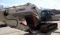 Гусеничные экскаваторы Terex TXC340 LC-1 - запчасти