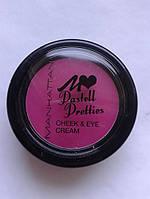 MANHATTAN Румяна Pastell Pretties Cheec & Eye Cream № 04 i lilac you