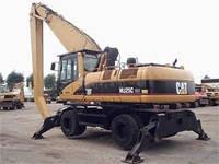 Колесные экскаваторы Caterpillar M325C MH