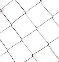 Сетка рабица оцинкованная 50х50х1,6 мм. Рулон 1,5х10 м. ГОСТ 5335-80