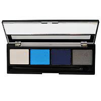 MANHATTAN Тени четырехцветные Professional Smokey Eyes Kit gorgeous night blue