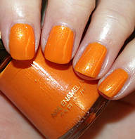 REVLON лак для ногтей Revlon Nail Enamel №410 Tangerine