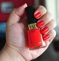 REVLON лак для ногтей Revlon Nail Enamel №680 Revlon Red
