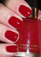 REVLON лак для ногтей Revlon Nail Enamel №721 Raven Red