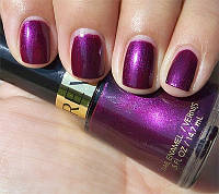 REVLON лак для ногтей Revlon Nail Enamel №762 Plum Attraction